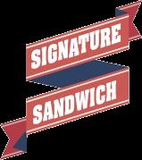 Signature Sandwich Icon